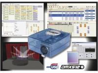 DAS LIGHT - BOITIER USB-DMX POUR PILOTAGE ASSERVIE