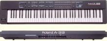 A33 CLAVIER MIDI